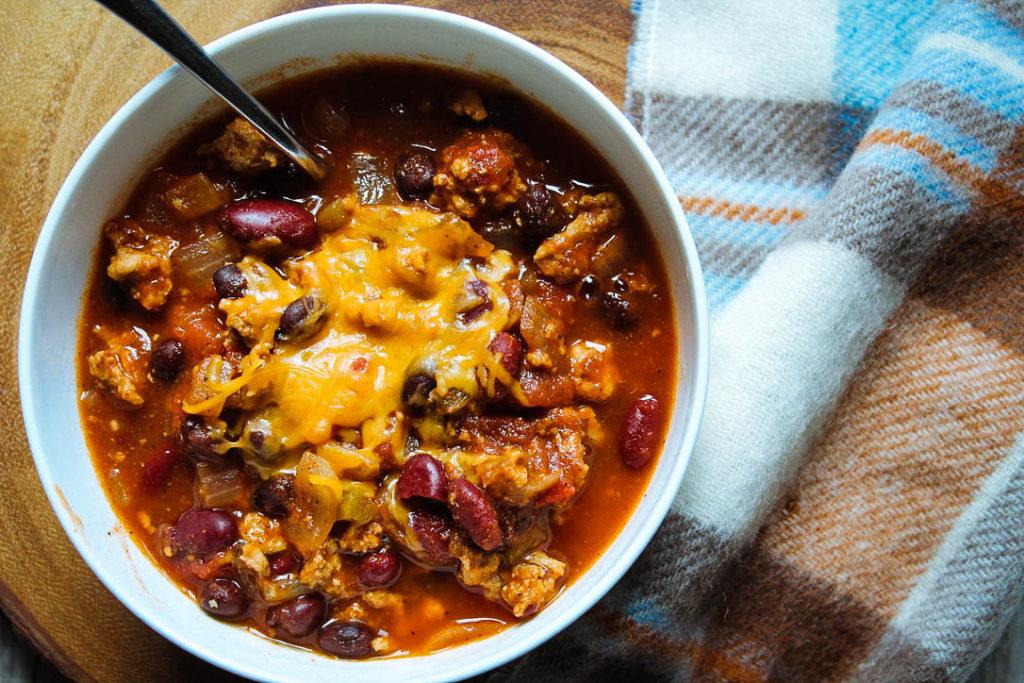 The Ultimate Crockpot Turkey Chili Recipe